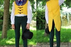 pantalon slim vert (13)