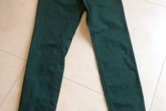 pantalon SLIM vert foncé (13)